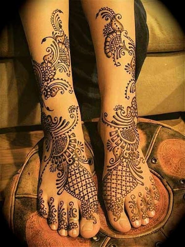 Mehndi Tattoo Artists : Beautiful mehndi designs for wedding season indian