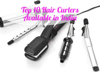 top 10 hair curlers available in india