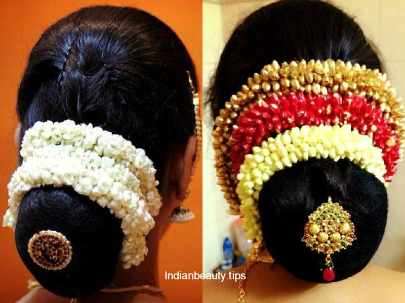 Bridal Hairstyle For Round Face Step By Step : Elegant bridal updo hairstyles indian beauty tips