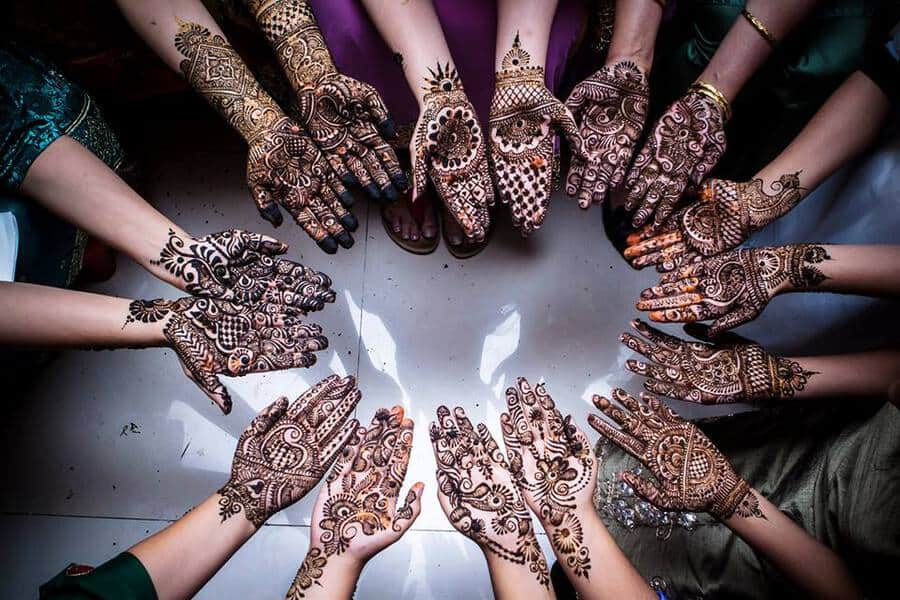 Simple Mehndi Designs For Ashadam And Ramzan Indian