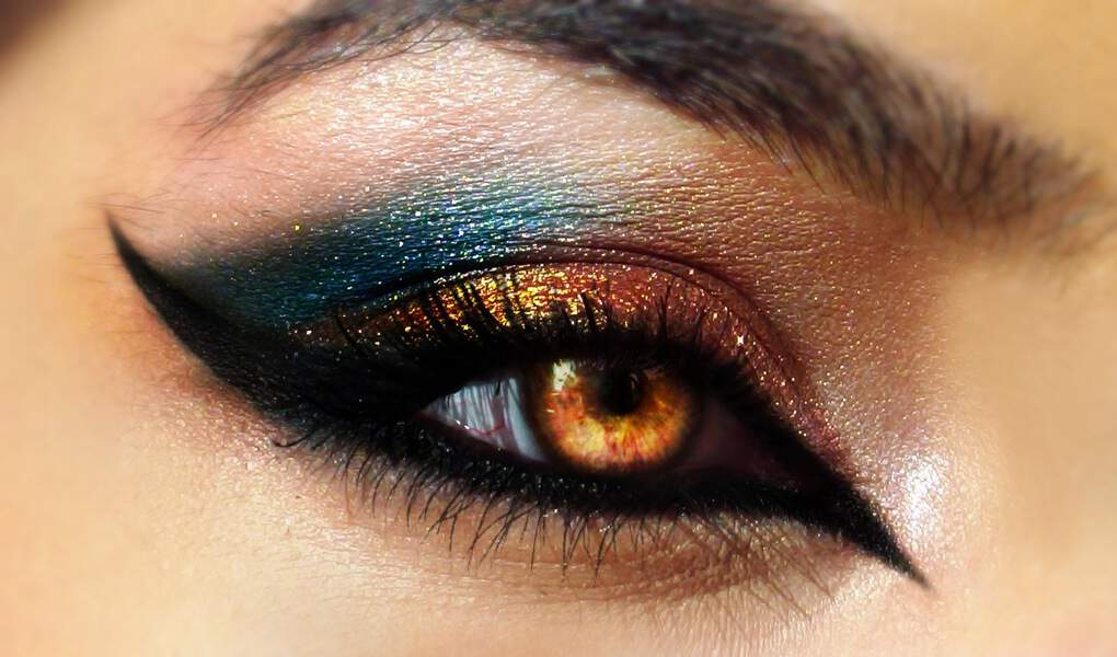 Simple Eye Makeup For Brown Eyes Picture Wallpapers For Girls