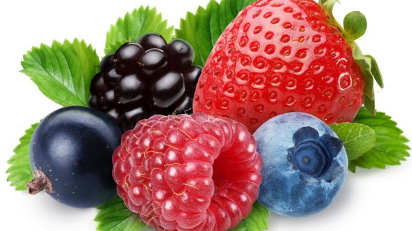 Berries-to-raise-HDL-Cholesterol